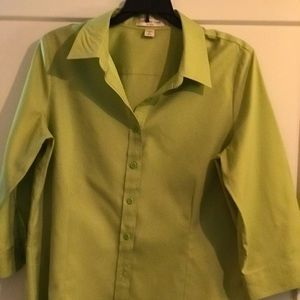 Coldwater Creek 3/4 sleeve Blouse